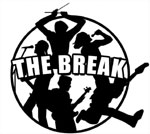 the break contest logo